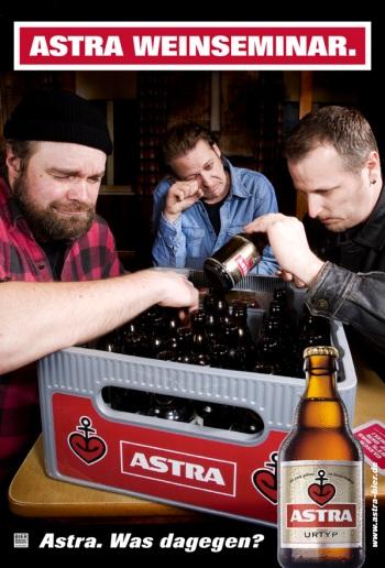 Astra - Weinseminar